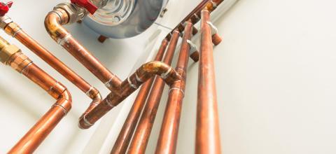 boiler sanitair water
