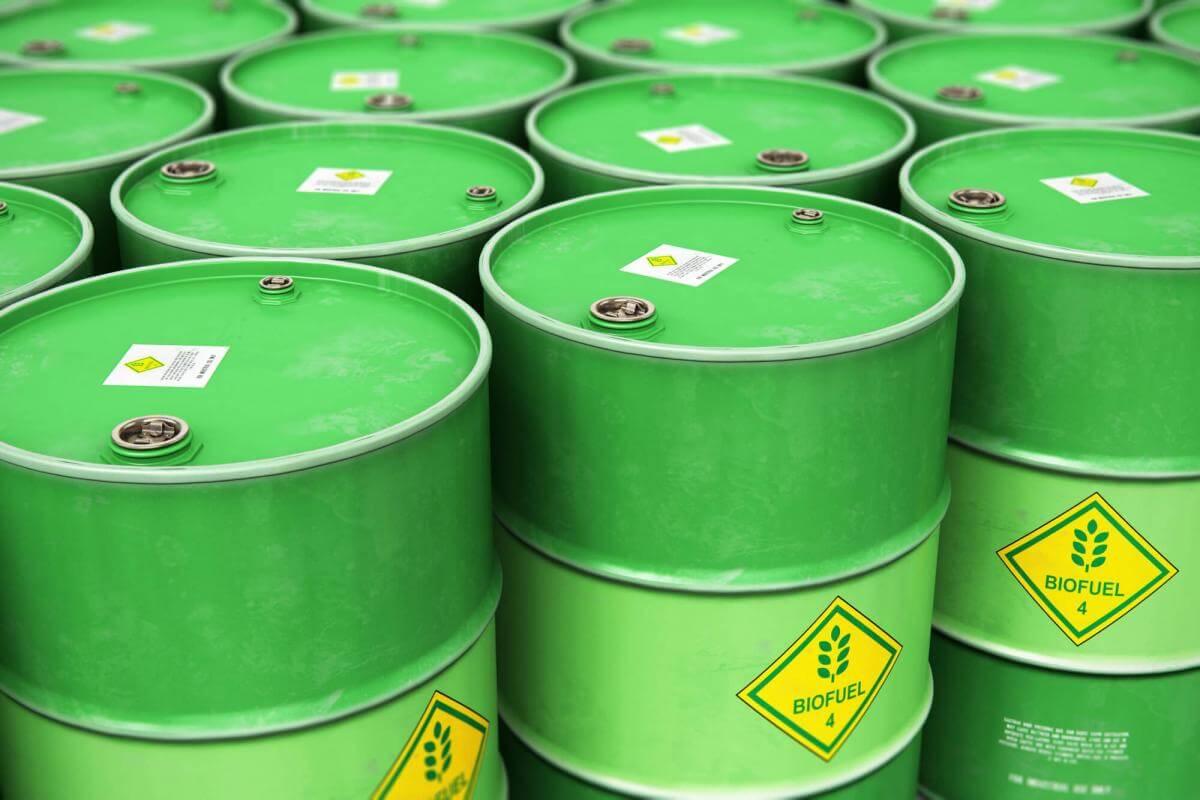 koolstofarme brandstoffen HVO