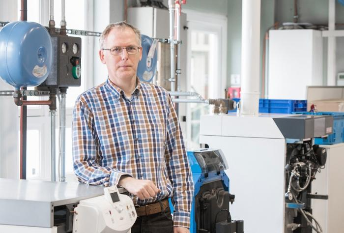 Energie adviseur Guido Saenen
