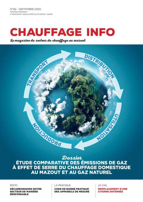 Chauffage Info 191