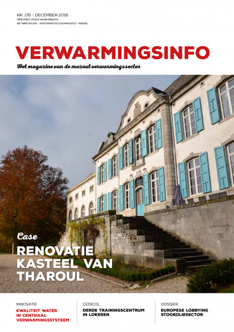 Verwarmingsinfo december 2016
