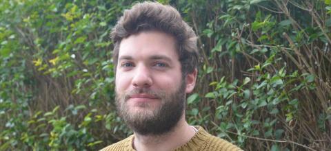 Maxime Rouart, architect, koos voor verwarming op stookolie bij de renoavtie van zijn woning